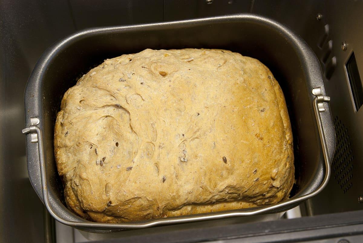 bread machine rye bread