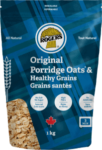 heart healthy Rogers Porridge Oats
