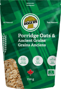 heart healthy Rogers Porridge Oats